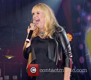 Sharon Osbourne and Shelley Smith