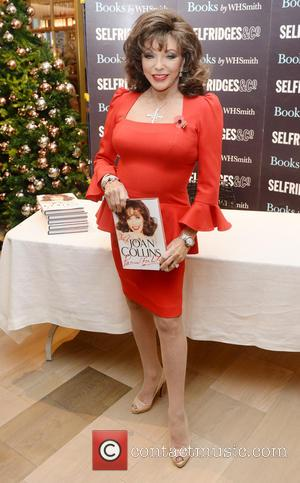 Selfridges, Joan Collins