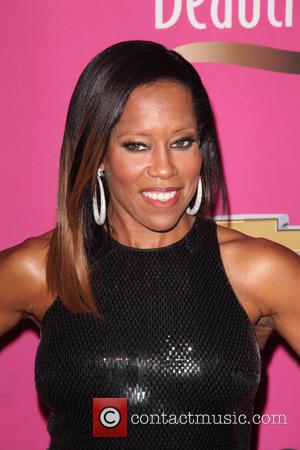 Regina King - BET Presents 2013 Red Carpet Arrivals Black Girls Rocks at NJPAC - NJ, NJ, United States -...