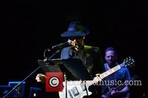 Draco Rosa - Draco Rosa perfors in concert at the Fillmore Miami Beach at Jackie Gleason Theater - Miami Beach,...