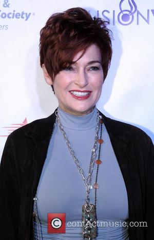 Carolyn Hennesy - Fusion Vapor Bar Grand Opening in North hollywood - Los Angeles, CA, United States - Sunday 27th...