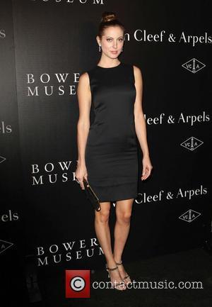Eva Amurri Martino - The Van Cleef & Arpels Bowers Museum Exhibit Gala Held at The Bowers Museum - Santa...