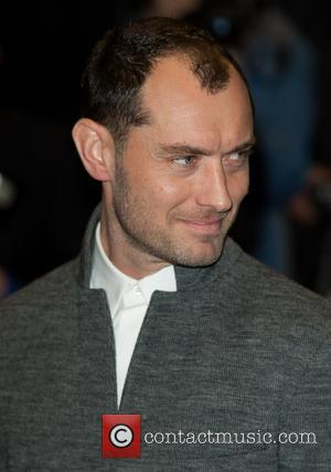 Jude Law - 'Dom Hemingway' UK film premiere held at the Curzon Mayfair - Arrivals. - London, United Kingdom -...