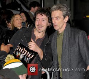 Peter Capaldi - U.K. film premiere of 'Dom Hemingway' held at the Curzon Mayfair - Arrivals - London, United Kingdom...