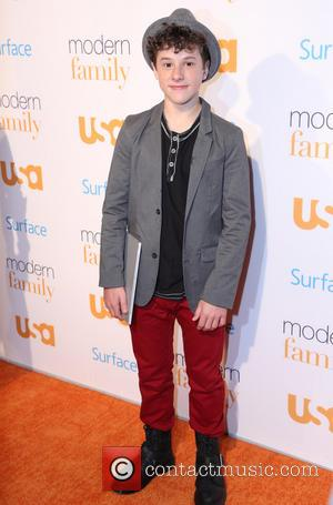 Nolan Gould - USA Network's 'Modern Family' fan appreciation day at Westwood Village - Los Angeles, CA, United States -...