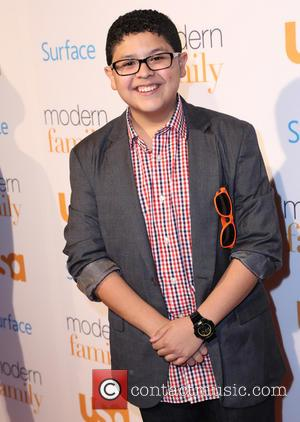 Rico Rodriguez - USA Network's 'Modern Family' fan appreciation day at Westwood Village - Los Angeles, CA, United States -...