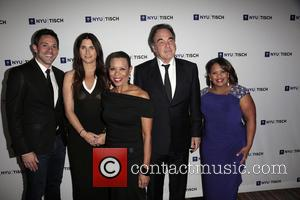 Steve Kazee, Liza Chasin, Mary Schmidt Campbell, Oliver Stone and Chandra Wilson