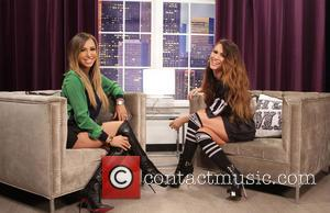 Diana Madison and Kimberly Cole - Kimberly Cole Interview for The Lowdown With Diana Madison - Los Angeles, California, United...