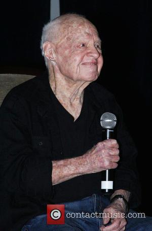 Mickey Rooney - 50th Anniversary screening and celebration of Stanley Kramer's 'It's A Mad, Mad, Mad, Mad World' at ArcLight...