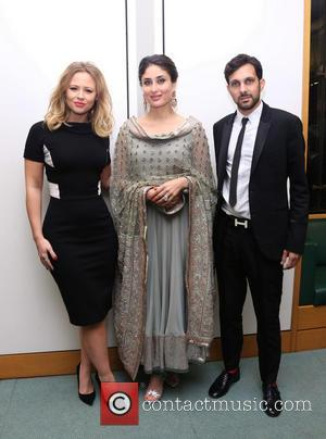 Kimberley Walsh, Kareena Kapoor and Dynamo