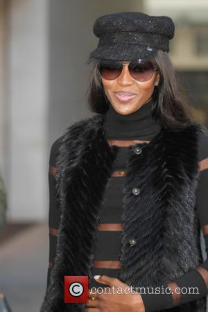 Naomi Campbell Honoured With Japanese Tea Ceremony