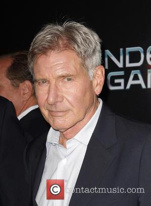 Harrison Ford Pierces Jimmy Fallon's Ear On 'Late Night' Show