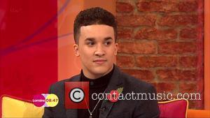 Jahmene Douglas - Jahmene Douglas appears on 'Lorraine', to promote his new album 'Love Never Fails'. Shown on ITV1 HD...