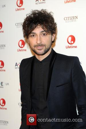 Alex Zane - Lifetime Television channel Launch Party at One Marylebone London - London, United Kingdom - Tuesday 29th October...