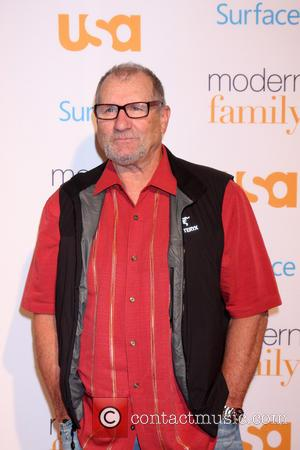 Ed O'Neill - Modern Family Fan Appreciation Event held by USA Network to promote the syndication of the show on...