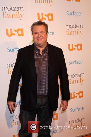 Eric Stonestreet - Modern Family Fan Appreciation Event held by USA Network to promote the syndication of the show on...