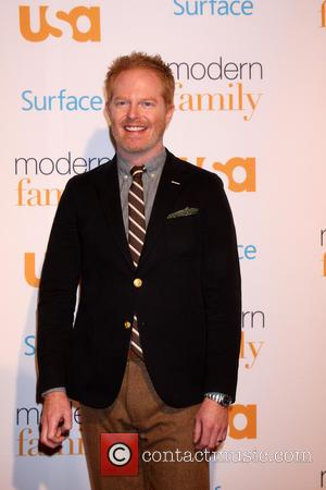 Jesse Tyler Ferguson - Modern Family Fan Appreciation Event held by USA Network to promote the syndication of the show...