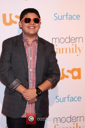 Rico Rodriguez - Modern Family Fan Appreciation Event held by USA Network to promote the syndication of the show on...