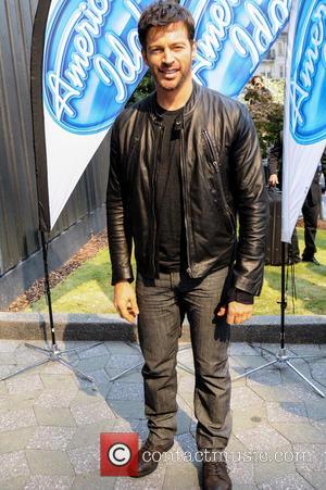 Harry Connick Jr. - 'American Idol' season 13 auditions held at Midtown Atlanta Hotel - Arrivals - Atlanta, Georgia, United...