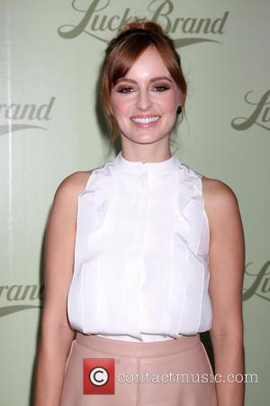 Ahna O'Reilly - Lucky Brand flagship store opening benefiting The Art of Elysium in Beverly Hills - Arrivals - Los...