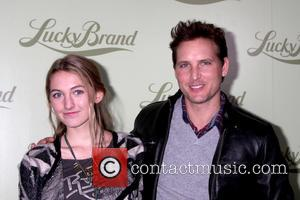 Luca Facinelli and Peter Facinelli - Lucky Brand flagship store opening benefiting The Art of Elysium in Beverly Hills -...