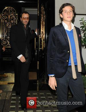 Tom Ford and Guest