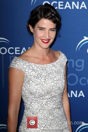 Cobie Smulders - 2013 OCEANA Partners Award Gala Held at The Beverly Wilshire Hotel at The Beverly Wilshire Hotel -...