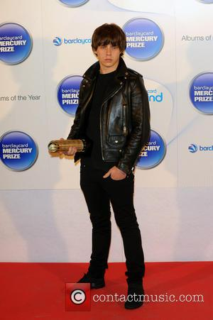 Jake Bugg - Barclaycard Mercury Prize held at the Roundhouse - Press Room - London, United Kingdom - Wednesday 30th...