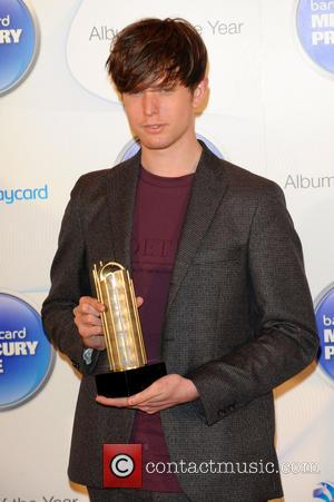 Mercury Music Prize, James Blake