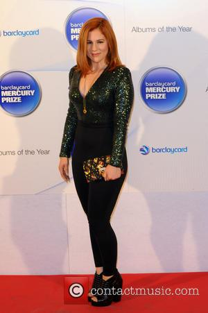 Katy B - Barclaycard Mercury Prize held at the Roundhouse - Press Room - London, United Kingdom - Wednesday 30th...