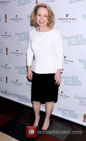 Debra Jo Rupp - Opening night VIP party for the new play Becoming Dr. Ruth, at the Westside Theatre. -...