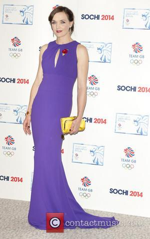 Victoria Pendleton - British Olympic Ball - London, United Kingdom - Wednesday 30th October 2013
