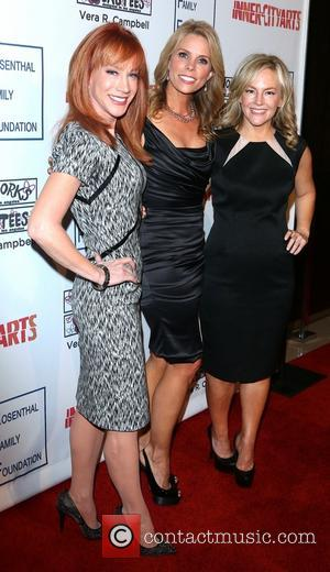 Kathy Griffin, Chery Hines and Tosca Musk