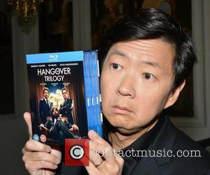 Ken Jeong - Ken Jeong visits the Today FM studio and Merrion Hotel to promote the release of the 'The...