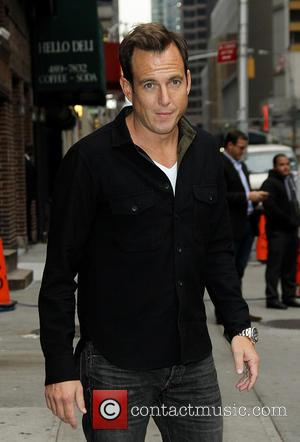 Will Arnett - Celebrities outside the Ed Sullivan Theater for a taping on the Late Show with David Letterman. -...