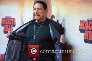 Danny Trejo - Danny Trejo attending the fan screening of Machete Kills at Cubix Filmpalast Berlin - Berlin, Germany -...