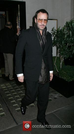 Tom Ford - Fashion designer Tom Ford leaves Scott's in Mayfair - London, United Kingdom - Wednesday 30th October 2013