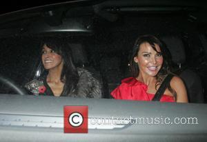 Lizzie Cundy and Jackie St Clair