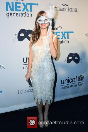 Ahna O'Reilly - The 4th Annual UNICEF Masquerade Ball - Los Angeles, California, United States - Wednesday 30th October 2013