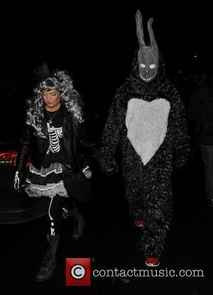 John Bishop - Jonathan Ross hosts his annual Halloween Party at his home in North London - London, United Kingdom...