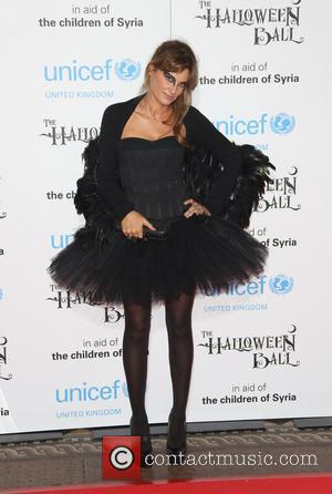 Jemima Khan - UNICEF UK Halloween Ball held at One Mayfair - Arrivals - London, United Kingdom - Thursday 31st...