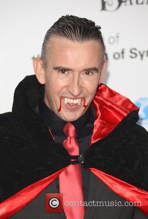 Steve Coogan - UNICEF UK Halloween Ball held at One Mayfair - Arrivals - London, United Kingdom - Thursday 31st...