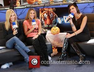 Joanna Krupa, Bonnie-jill Laflin and Katie Cleary