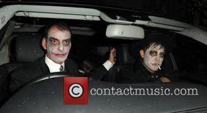 Jamie Hince - Jonathan Ross Halloween party - London, United Kingdom - Thursday 31st October 2013