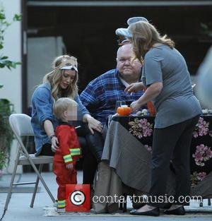 Hilary Duff, Luca, Susan and Bob
