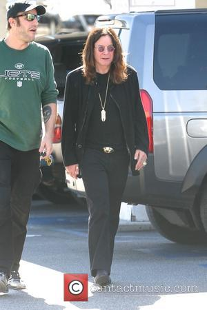 Ozzy Osbourne - Ozzy Osbourne shopping at Bristol Farms - Los Angles, CA, United States - Thursday 31st October 2013