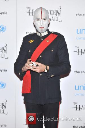 Drummond Money-Coutts - Jemima Khan and UNICEF ambassadors host UNICEF UK's first ever Halloween Ball, raising funds to help the...