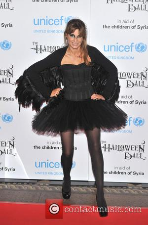 Jemima Khan - Jemima Khan and UNICEF ambassadors host UNICEF UK's first ever Halloween Ball, raising funds to help the...