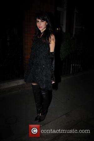 Caroline Sieber - The UNICEF Halloween Ball at One Mayfair - London, United Kingdom - Thursday 31st October 2013