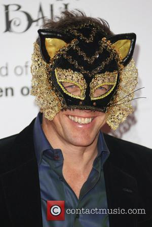 Hugh Grant - UNICEF UK Halloween Ball held at One Mayfair - Arrivals - London, United Kingdom - Thursday 31st...